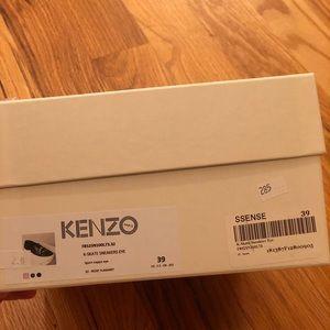 Kenzo eye sneakers